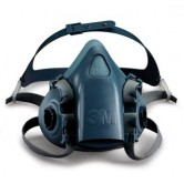 3M™ Reusable Half Face Mask Respirator 7502